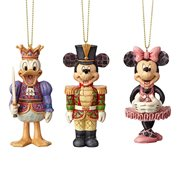 Disney Traditions Nutcracker Ornament Box Set by Jim Shore