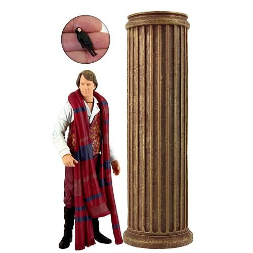 Doctor Who Fifth Doctor Castrovalva Collector Figure 3-Pack