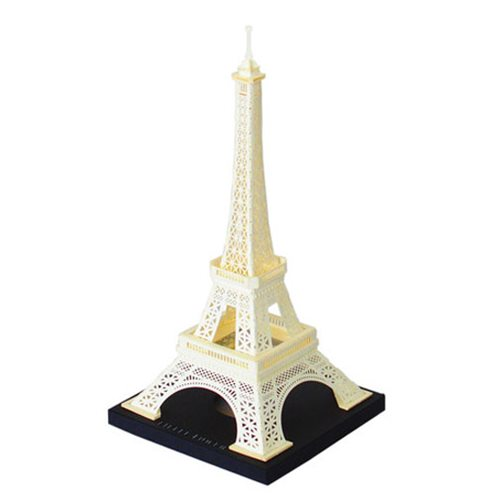Eiffel Tower Paper Nano Model Kit