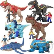 Jurassic World: Fallen Kingdom Imaginext Figure Case