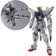 Mobile Suit Gundam F91 Gundam Formula 91 Chronicle White Version Metal Build Action Figure