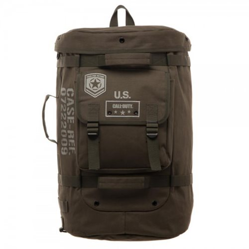 Call of Duty: WWII Military Duffle Bag