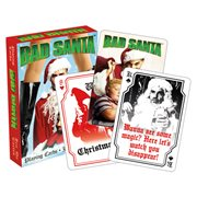 Bad Santa Playing Cards