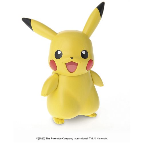 Pokemon Pikachu Model Kit
