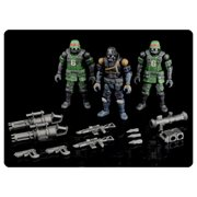 Acid Rain B2Five K6 Jungle Soldiers Action Figure 3-Pack