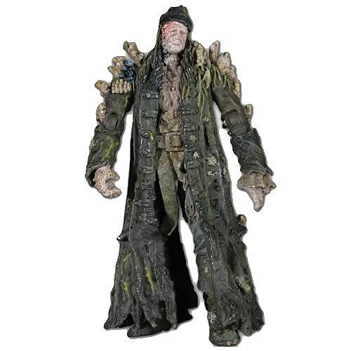 Pirates 2 3/4,Inch Bootstrap Bill Turner Figure, Not Mint