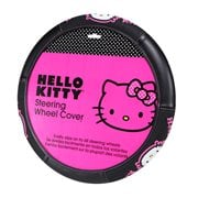 Hello Kitty Collage Steering Wheel Cover