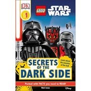 LEGO Star Wars Secrets of the Dark Side DK Readers Level 1 Paperback Book