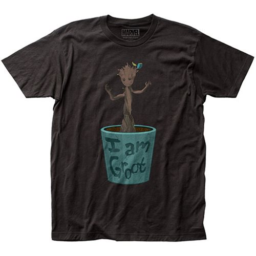 Guardians of the Galaxy Dancing Groot T-Shirt