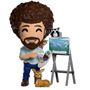Bob Ross Collection Bob Ross & Friends Vinyl Figure #3