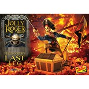 Jolly Roger Series: The Freebooter's Last Leg 1:12 Scale Model Kit