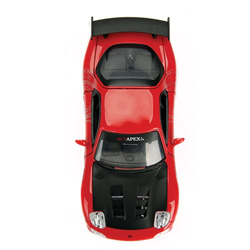 JDM Tuners 1993 Mazda RX-7 1:24 Scale Vehicle Case
