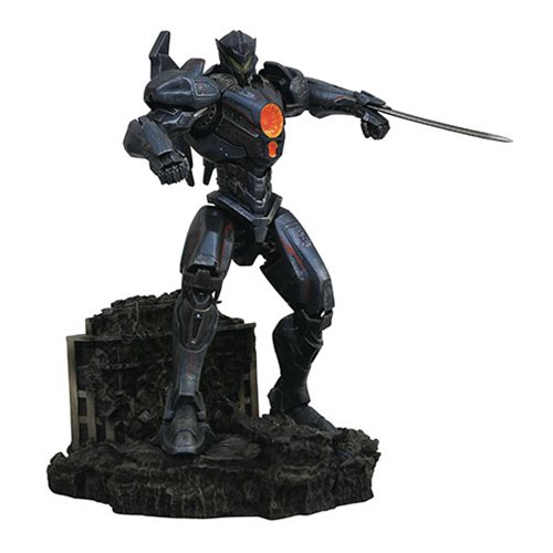 Pacific Rim Uprising Gallery Gipsy Avenger Statue