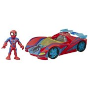 Super Hero Adventures Spider-Man Web Racer
