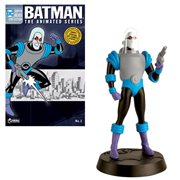 DC Batman: The Animated Series Figure Collector Series 2 Mr. Freeze Figure with Collector Magazine #1