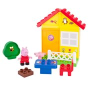 Peppa Pig Peppa's Garden House Construction Playset