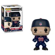 NFL JJ Watt Texans Color Rush Pop! Vinyl Figure #51