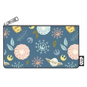 Star Wars Bloom Character Print Pencil Case
