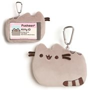Pusheen the Cat Pusheen Gray ID Case Wallet