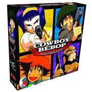 Cowboy Bebop Space Serenade Game