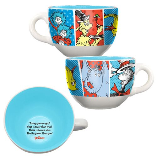 Dr. Seuss 20 oz. Ceramic Soup Mug