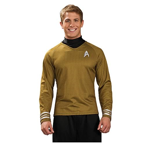 Star Trek Movie Captain Kirk Shirt