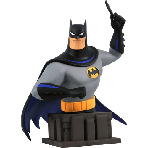 Batman: The Animated Series Batman Batarang Bust