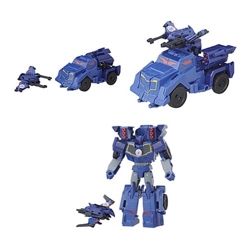 Transformers Robot in Disguise Activator Combiner Soundwave
