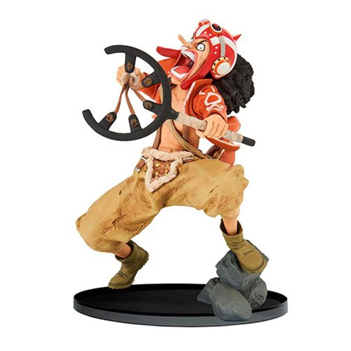 One Piece Usopp Banpresto World Colosseum 2 Vol.7 Statue