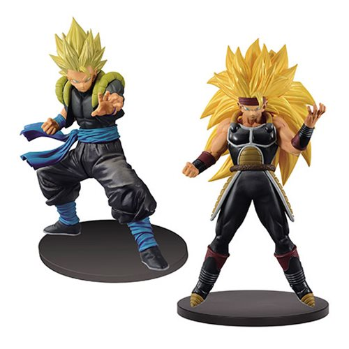 Super Dragon Ball Heroes DXF Volume 3 Statue Set