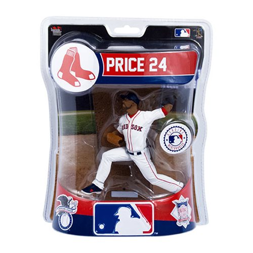 MLB Boston Red Sox David Price 6-Inch Action Figure