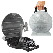Star Wars Hot Wheels Death Star Play Case