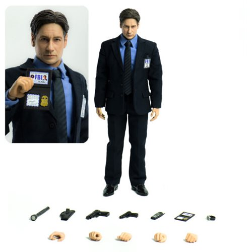 The X-Files Agent Mulder 1:6 Scale Action Figure