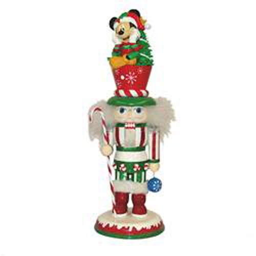 Mickey Mouse Hollywood 14-Inch Nutcracker