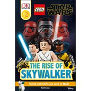 LEGO Star Wars The Rise of Skywalker DK Readers Level 2 Hardcover Book