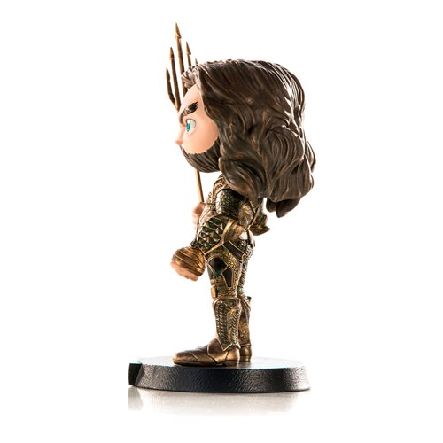 Justice League Aquaman Mini Co. Vinyl Figure