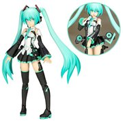 Frame Music Girl Hatsune Miku Model Kit
