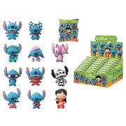 Lilo & Stitch Series 1 3-D Figural Key Chain Random 6-Pack