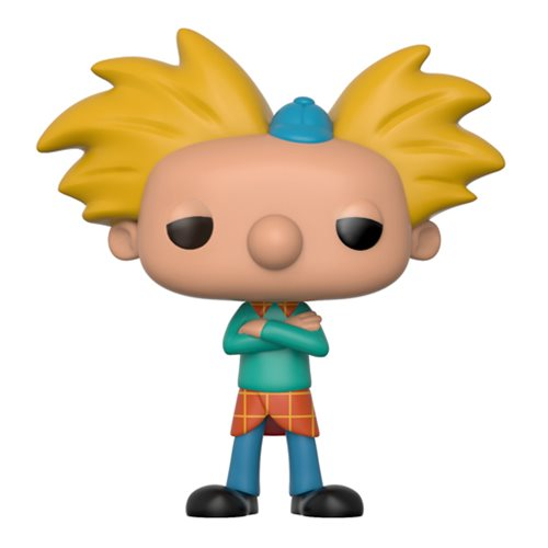 Hey Arnold! Arnold Shortman Pop! Vinyl Figure #324