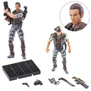 Aliens: Colonial Marines Hicks 1:18 Scale Action Figure - Previews Exclusive