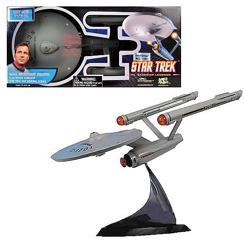 Star Trek Classic Enterprise NCC-1701 Vehicle