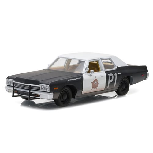 Blues Brothers Bluesmobile 1974 Dodge Monaco 1:24 Scale Die-Cast Vehicle