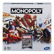 Marvel 80th Anniversary Edition Monopoly Game