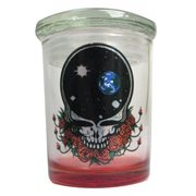 Grateful Dead Steal Your Face 6 oz. Clear Apothecary Jar