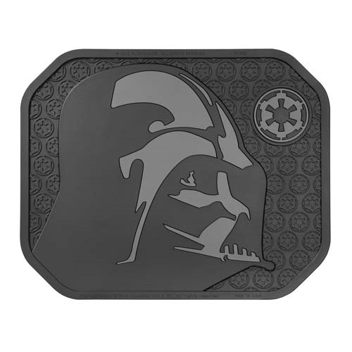 Star Wars Darth Vader Rubber Utility Mat