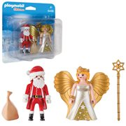 Playmobil 9498 Santa Claus and Christmas Angel