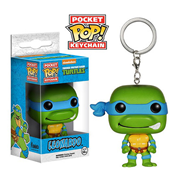 Teenage Mutant Ninja Turtles Leonardo Pop! Vinyl Figure Key Chain