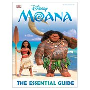 Moana: The Essential Guide Hardcover Book