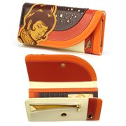 Star Trek: The Original Series Uhura Retro Space Ladies Wallet