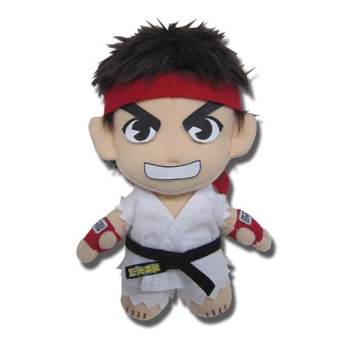 Street Fighter IV Ryu 8-Inch Plush